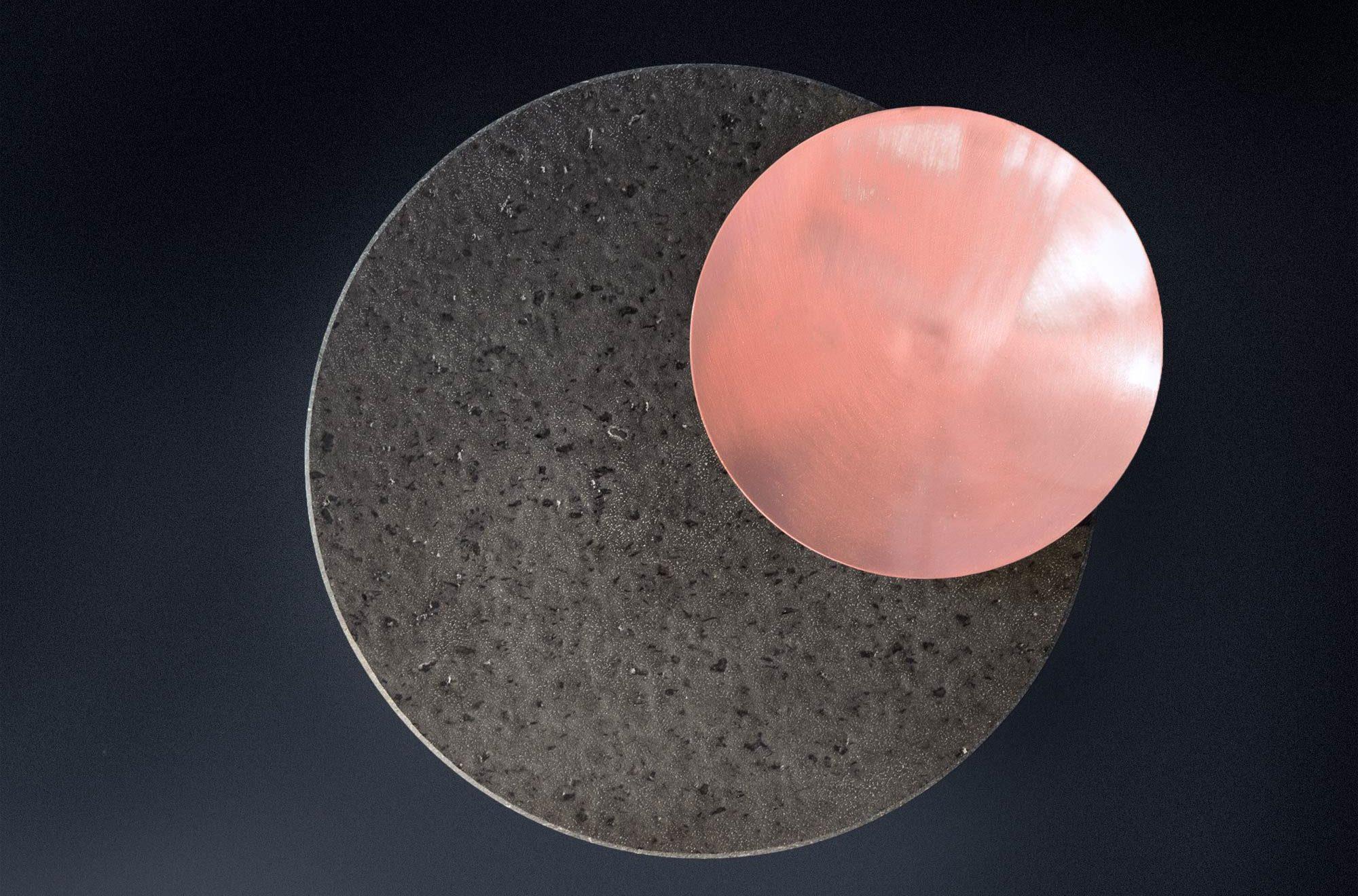 Collision from Aphrodisia Collection_Animal-Spirits black lava